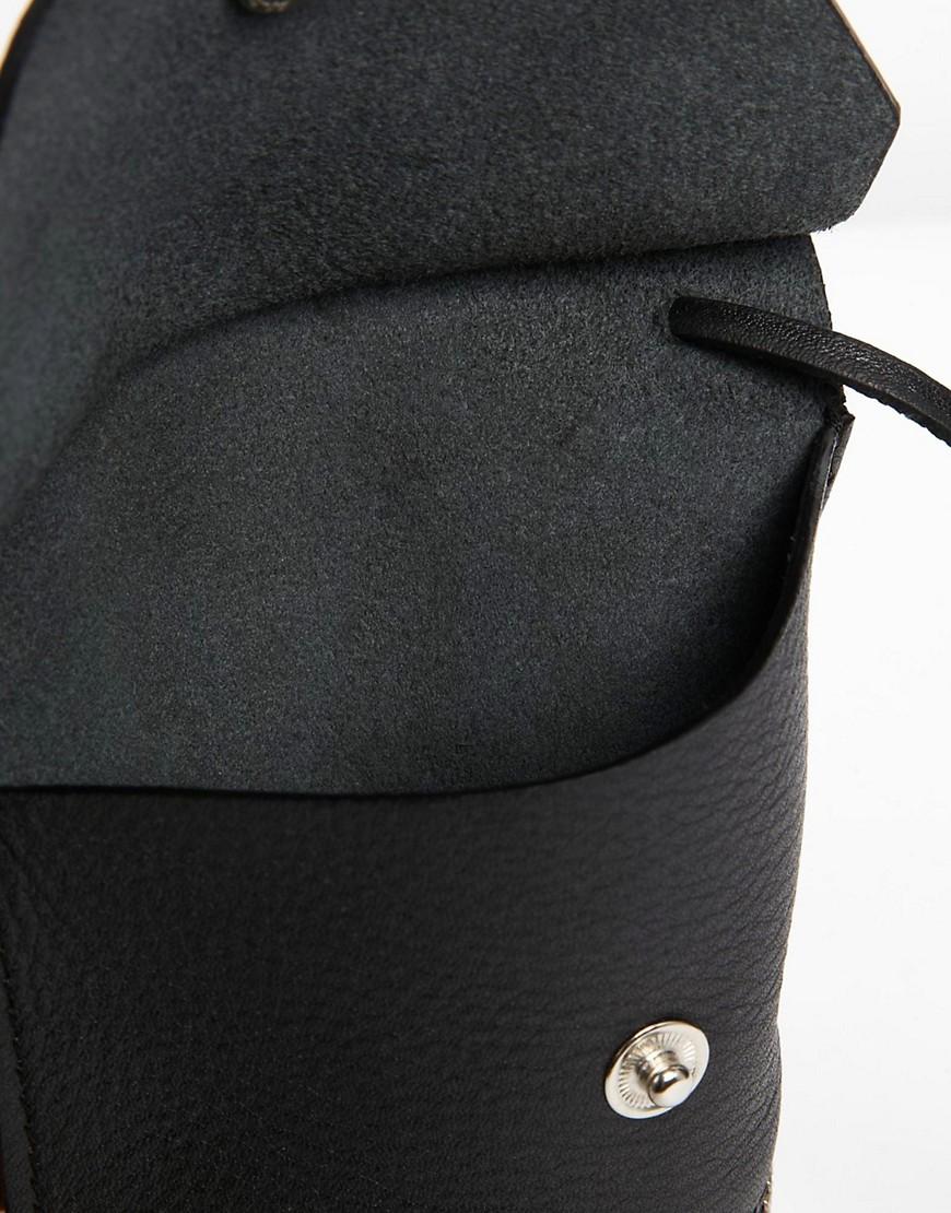 Image 4 ofMonki Miko Leather Cross Body Bag