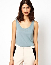 Selected Fani Sleeveless Tank Top