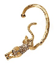 ASOS Cheetah Ear Cuff