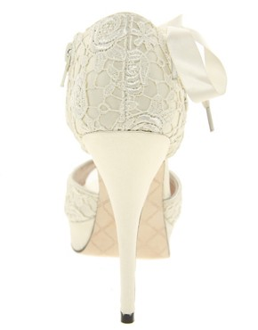 Image 2 ofChinese Laundry Head Over Heels Lace Sandal