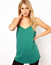 ASOS Longline V Neck Cami