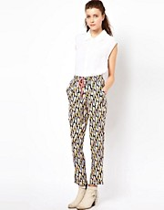 Vero Moda Printed Track Pant