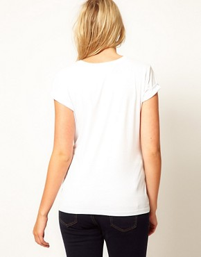 Image 2 of ASOS Maternity I'm Freezing T-Shirt