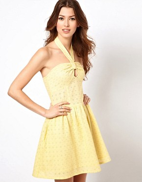 Image 1 ofFrock And Frill Rising Sun Dress