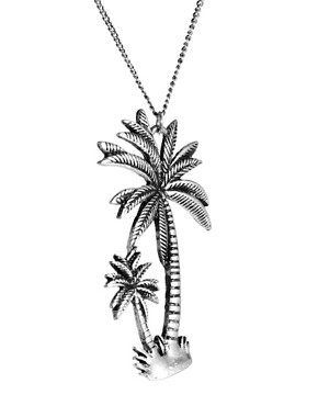 Image 4 ofAfends Palm Tree Necklace
