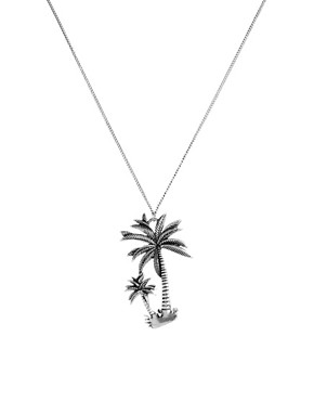 Image 1 ofAfends Palm Tree Necklace