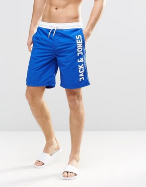 Jack & Jones Swim Shorts Logo