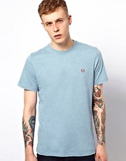 Fred Perry T-Shirt with Laurel Logo