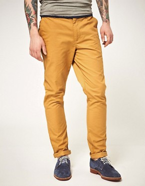 Image 1 of ASOS Slim Fit Chinos