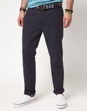 Image 1 ofASOS Slim Chinos