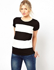 Oasis Bold Stripe Top