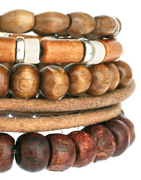Image 3 ofASOS Pacific Bracelet Pack