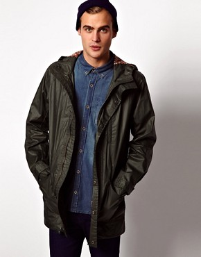 Image 1 ofRiver Island Parka Jacket