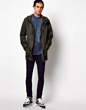 Image 4 ofRiver Island Parka Jacket