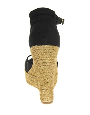 Image 3 ofALDO Lovin Espadrille Wedge Sandals