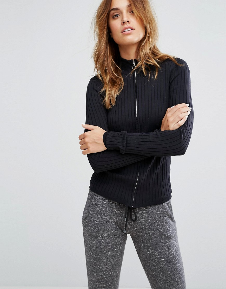 Micha Lounge Knitted Tracksuit Top
