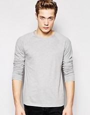ASOS - Maglia a maniche raglan lunghe