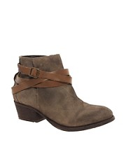 H by Hudson Horrigan Strap Ankle Boots