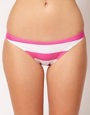 ASOS Mix and Match Stripe Hipster Bikini Pant