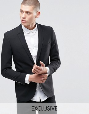 Only & Sons Skinny Blazer with Stretch