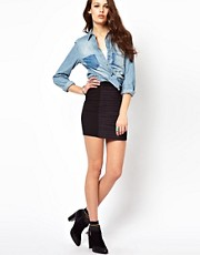 Minkpink Rhythm Nation Mini Skirt