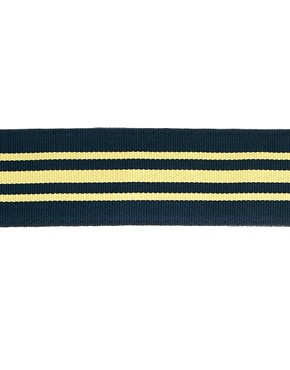 Image 4 ofPolo Ralph Lauren Striped D Ring Belt