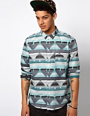 Cheap Monday Neo Aztec Shirt