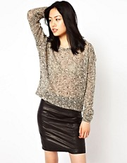 Vero Moda Slubby Sweater