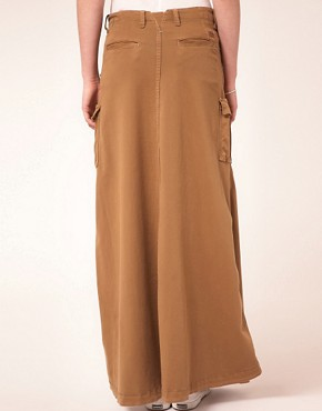 Image 2 of G Star Maxi Skirt