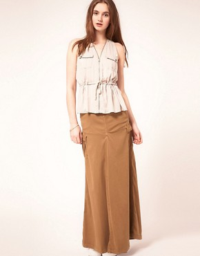 Image 1 of G Star Maxi Skirt