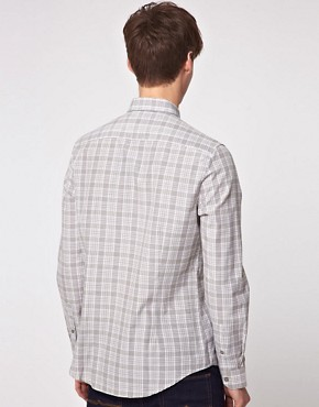Image 2 ofASOS Slim Fit Checked Shirt