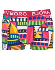 Bjorn Borg Ethno Graphic Trunks