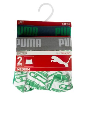 Image 4 ofPuma Tape Deck Two Pack Trunks