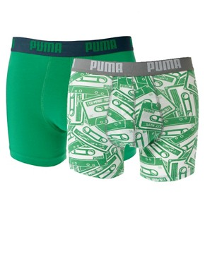 Image 1 ofPuma Tape Deck Two Pack Trunks