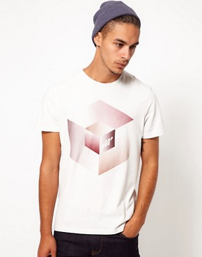 Image 1 ofBoxfresh T-Shirt Lerato Graphic Print