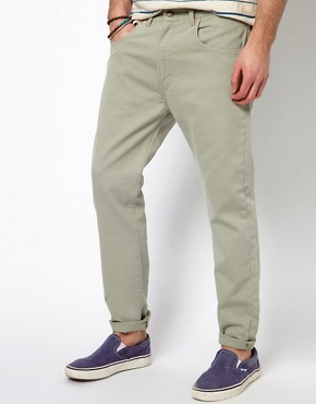 Image 1 ofLevis Vintage Trousers 519 Bedford Slim Fit