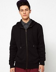 Blood Brother Zip through Hoodie