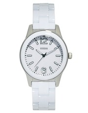 Guess Bubbles Ladies Watch with Round Face