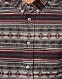 Image 3 of April 77 Ace Shirt with Native Print