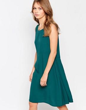 Vila Sleeveless Shift Dress