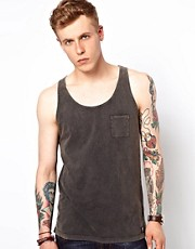 55DSL Vest T-Anotta Acid Wash