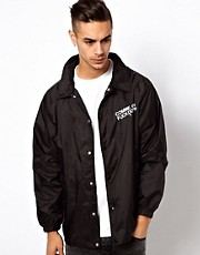 Comme Des F Down Coach Jacket