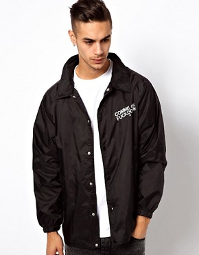 Image 1 ofComme Des F Down Coach Jacket