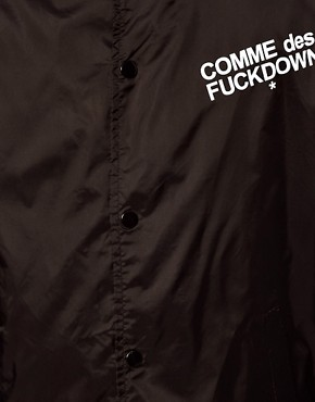 Image 3 ofComme Des F Down Coach Jacket