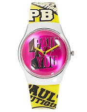 Paul&#39;s Boutique 90&#39;s Print Watch