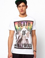 Blood Brother Death of Hollywood T-Shirt