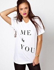 Brashy Couture Me & You T-Shirt