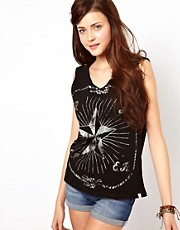 Wrangler Star Tank Vest