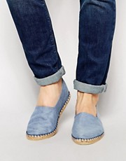ASOS  Chambray-Espadrilles
