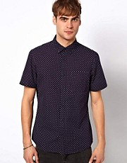 River Island polka Dot Shirt